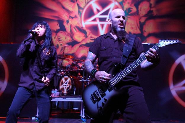 Anthrax estreia novo vídeo