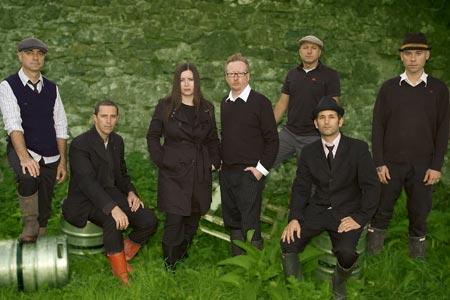 Flogging Molly tocará em São Paulo em Novembro